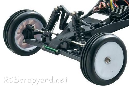 Ansmann Mad Monkey Chassis