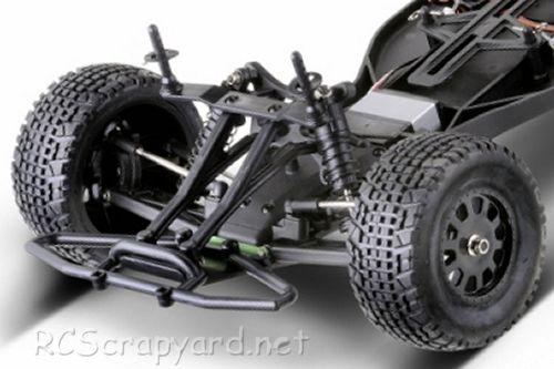 Ansmann SC2 BL Chassis