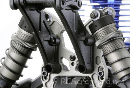 Ansmann X8 Pro Chassis