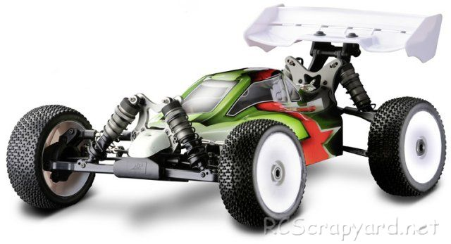 Ansmann X8e Brushless