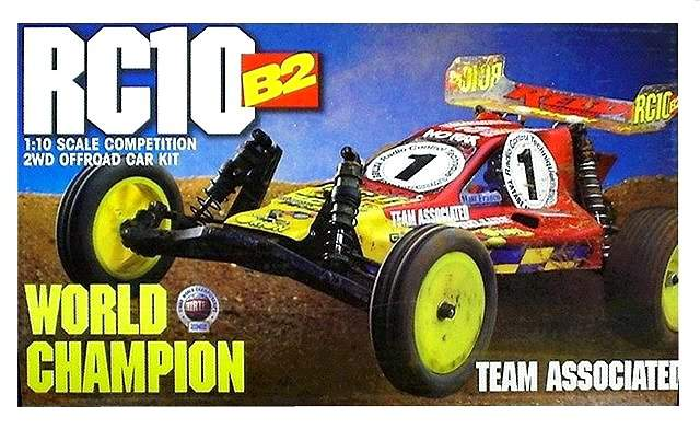 Team Associated RC10 B2
