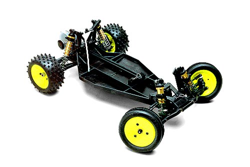 Team Associated RC10 B3 Chassis