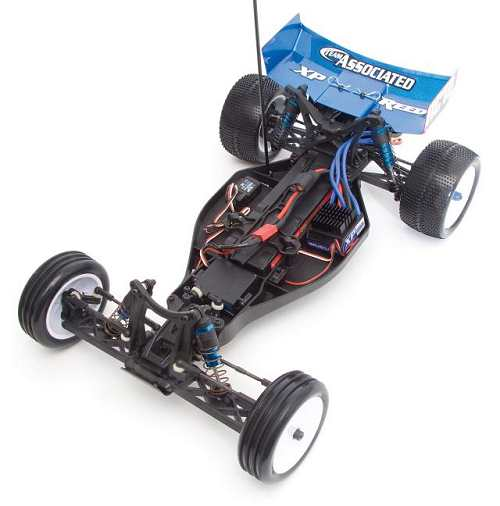 Team Associated B4.1 Chassis