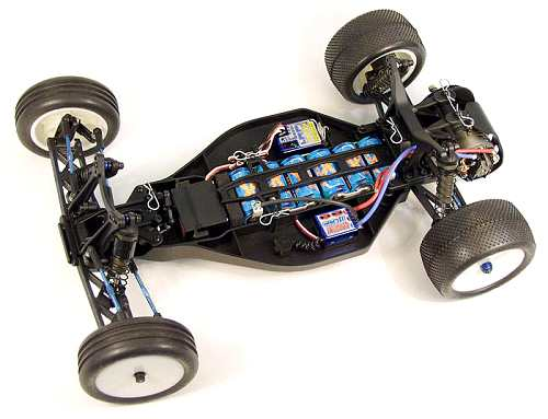 Team Associated B4 Chassis