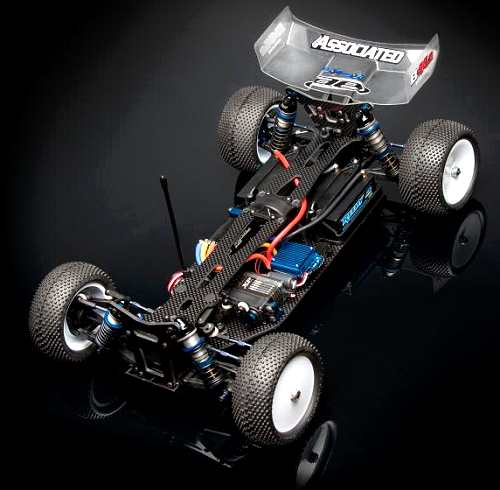 Team Associated B44.2 Factory Team Chassis