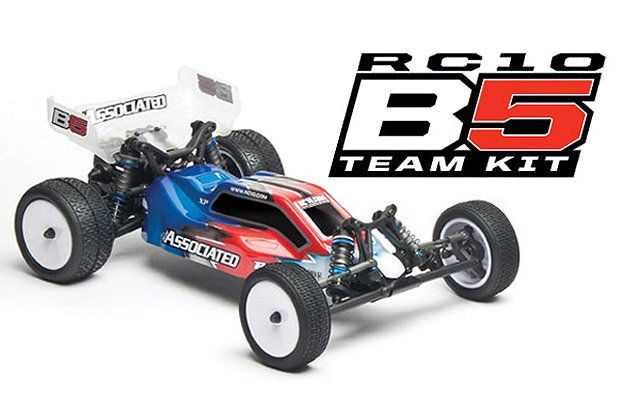 Team Associated RC10 B5 Team Kit