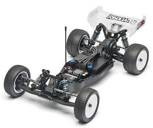 Team Associated B5M Team Kit Chassis
