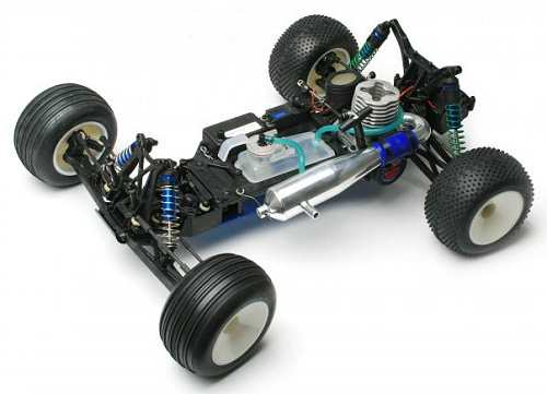 Team Associated GT2 RS Chassis