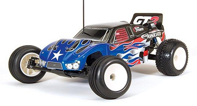 Team Associated GT2 RS - 1:10 Nitro RC Truck