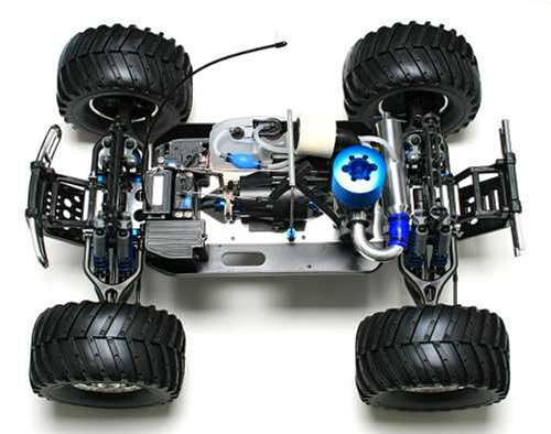 Team Associated MGT 4.6 Chassis