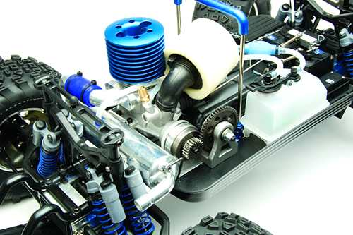 Team Associated MGT 8.0 Chassis