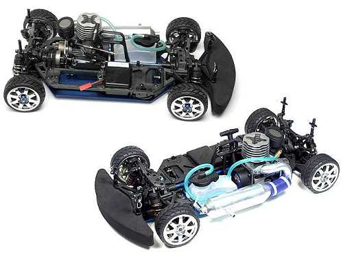 Team Associated NTC3 RTR Plus Chassis