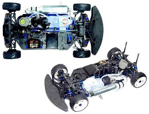 Team Associated NTC3 Team Chassis