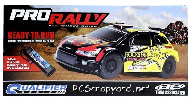Team Associated ProRally 4x4