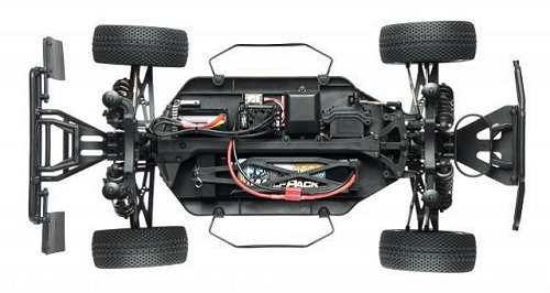 Team Associated ProSC 4x4 Chassis - 1:10 Electric RC Truck