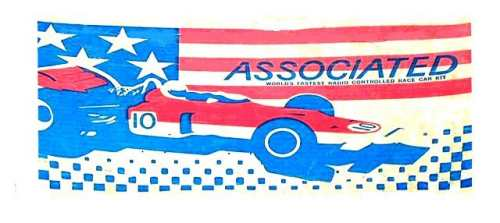 Associated RC1 - Vintage