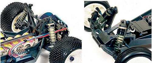 Team Associated B3 Chassis