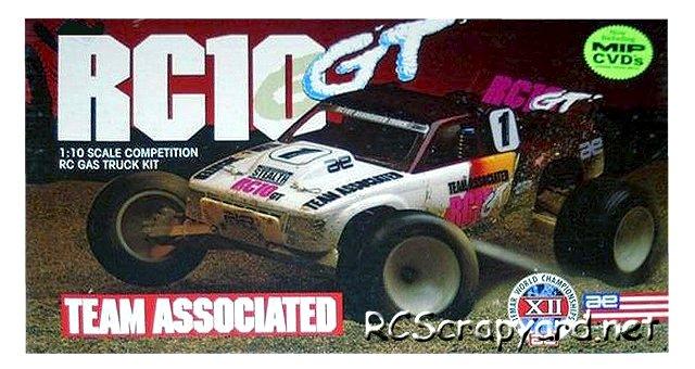 Team Associated RC10GT - 1:10 Nitro RC Truck