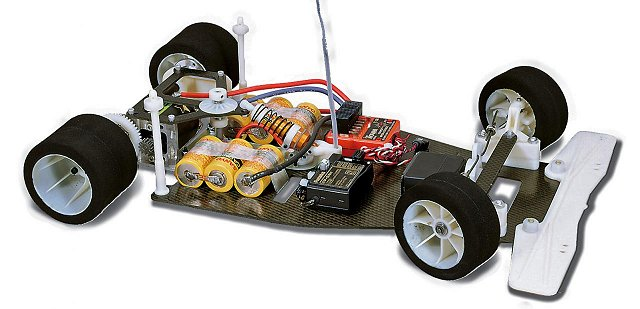 Team Associated RC10L - 1:10 Electric RC Pan Car