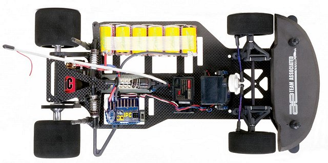 Team Associated RC10-L3O Chassis - 1:10 Electric Oval Car