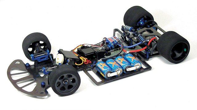Team Associated RC10L4O Chassis - 1:10 Electric RC Oval Car