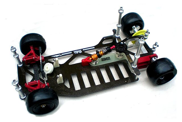 Team Associated RC10LSS Oval - 1:10 Electric Oval Car