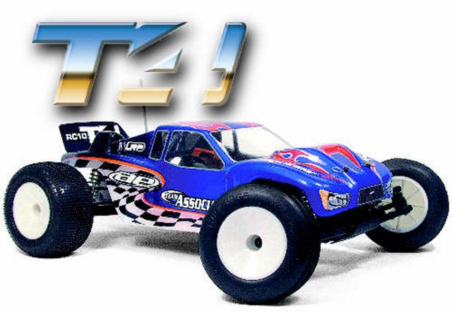 Team Associated RC10T4 Truck - 1:10 Electric RC Truck
