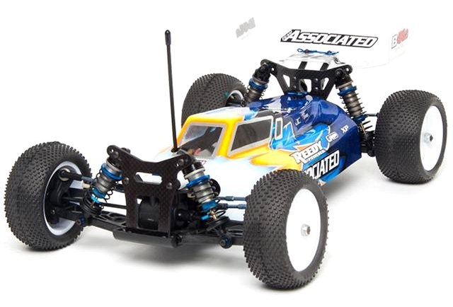 Team Associated RC10 B44.2 FT - 1:10 Electric RC Buggy