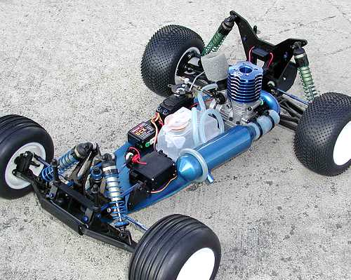 Team Associated RC10GT Factory Team Chassis