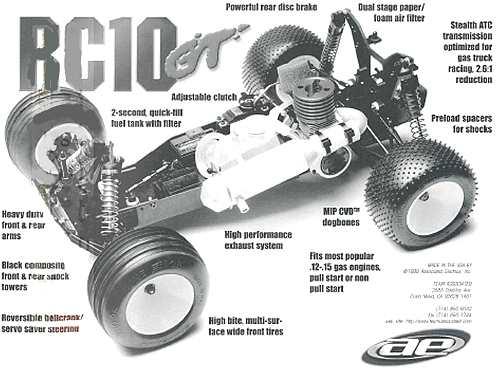 Team Associated RC10 GT