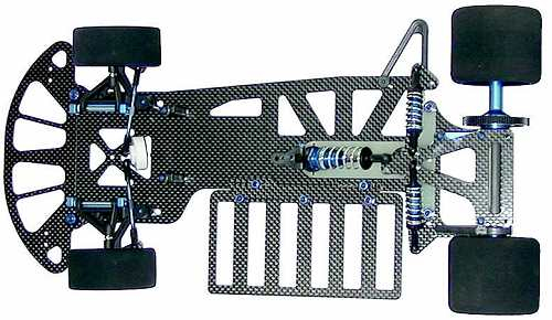 Team Associated RC10L4 Oval Chassis