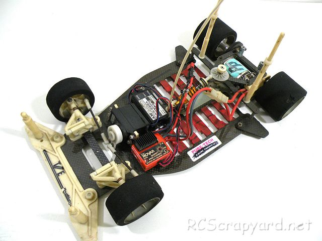 Team Associated RC10LSS Super Speedway Chassis