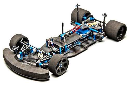 Team Associated RC10 R5.1 Factory Team Chassis