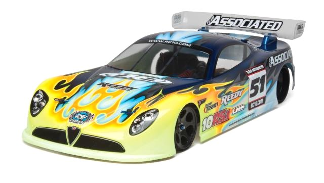 Team Associated RC10 R5.1 Factory Team - 1:10 Electric On Road Car