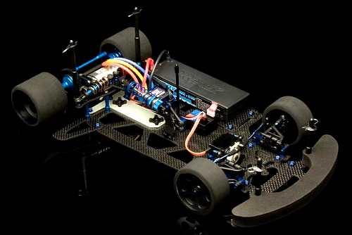 Team Associated RC10R5 Oval Chassis