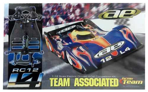 Team Associated RC12L4 FT