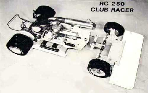 Team Associated RC250 Chassis