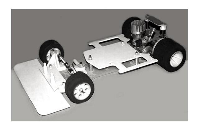 Associated RC250 - 1:8 Nitro RC Pan Racing Car