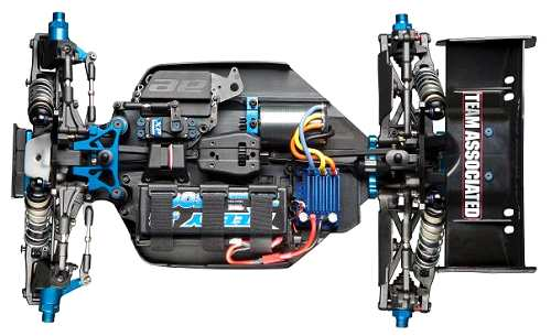 Team Associated RC8.2e Chassis