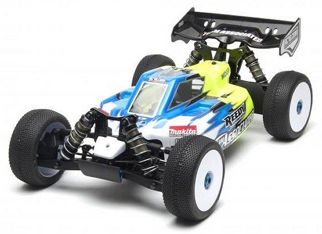 Team Associated RC8.2e Factory Team - 1:8 Electric RC Buggy