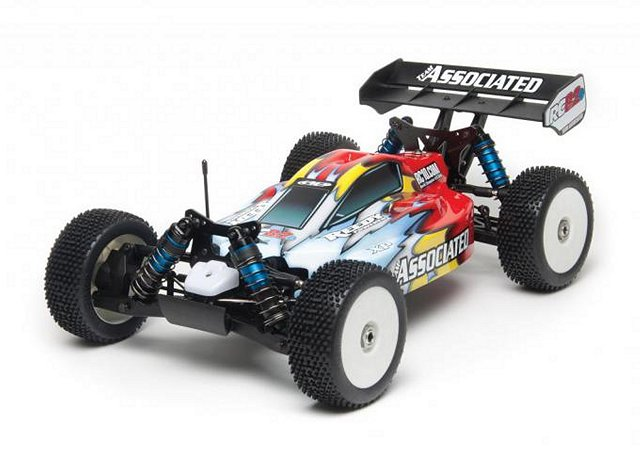 Team Associated RC8.2e - 1:8 Electric RC Buggy