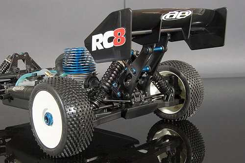 Team Associated RC8 FT Chassis