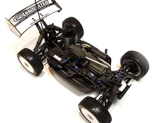 Team Associated RC8 RS Chassis