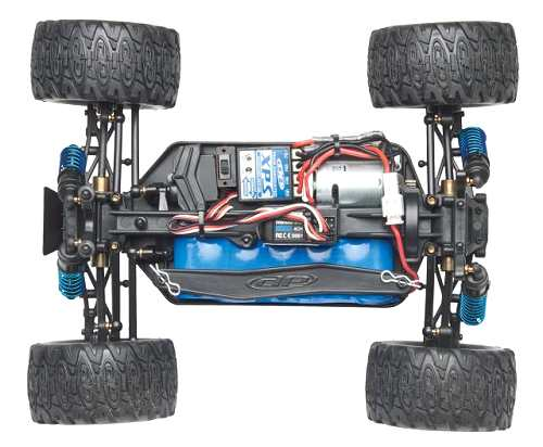 Team Associated Rival Mini MT Chassis
