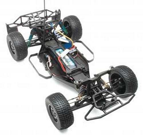 Team Associated SC10 Chassis