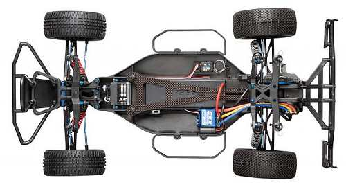 Team Associated SC10 FT Chassis