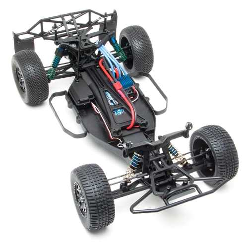 Team Associated SC10 RS Chassis