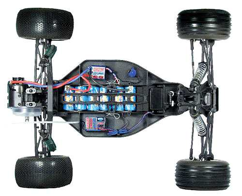 Team Associated RC10T4 Team Chassis