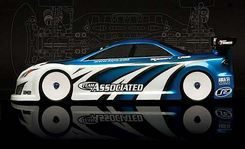 Team Associated TC5R FT