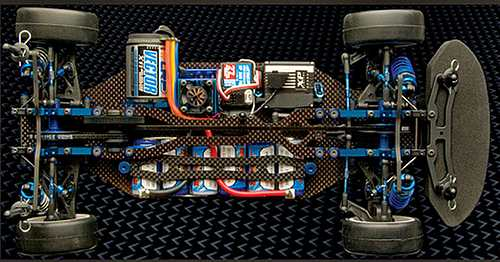 Team Associated TC5R FT Chassis